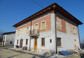 Casa bifamiliare a Ponzano Monferrato