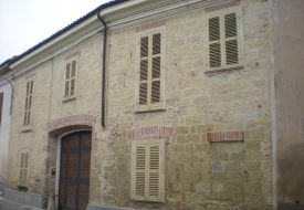 Casa in centro paese a Grazzano Badoglio