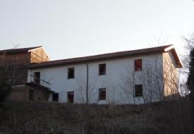 Casa con terrazza panoramica - Grana