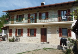 Casa ristrutturata - Cerrina Monf.