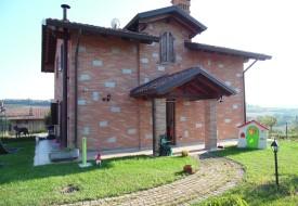 Villa con giardino - Castelletto Merli
