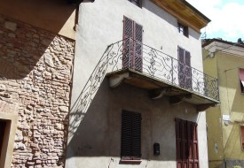 Casa con terrazzo - Cereseto